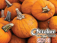 October 2013 monthly horoscope