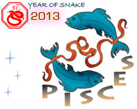 May 2013 Pisces monthly horoscope