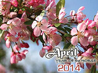 April 2014 monthly horoscope