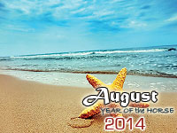 August 2014 monthly horoscope