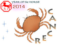 April 2014 Cancer monthly horoscope