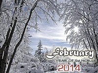 February 2014 monthly horoscope