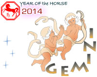 February 2014 Gemini monthly horoscope