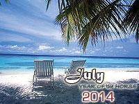July 2014 monthly horoscope