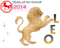 January 2014 Leo monthly horoscope