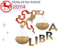 January 2014 Libra monthly horoscope
