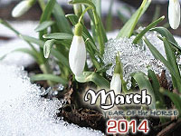 March 2014 monthly horoscope