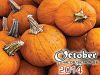 October 2014 monthly horoscope
