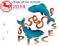 January 2014 Pisces monthly horoscope