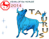 January 2014 Taurus monthly horoscope
