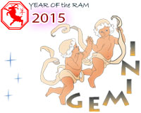 September 2015 Gemini monthly horoscope