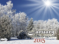January 2015 monthly horoscope