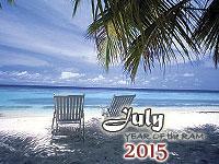 July 2015 monthly horoscope