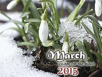 March 2015 monthly horoscope
