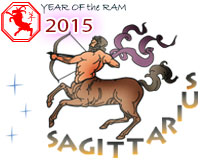February 2015 Sagittarius monthly horoscope