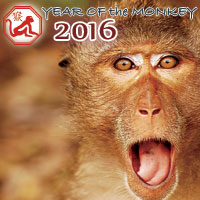 2016 horoscope for the year of the Monkey
