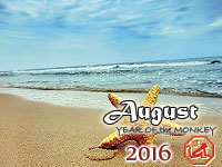 August 2016 monthly horoscope