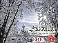 February 2016 monthly horoscope