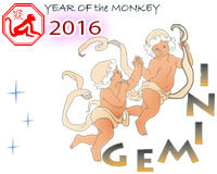 May 2016 Gemini monthly horoscope