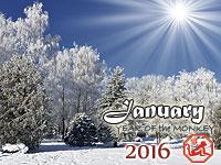 January 2016 monthly horoscope