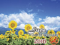 June 2016 monthly horoscope