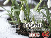 March 2016 monthly horoscope