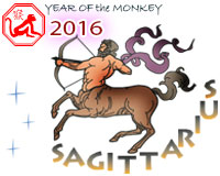 April 2016 Sagittarius monthly horoscope