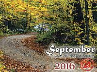 September 2016 monthly horoscope