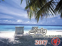 July 2017 monthly horoscope