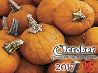 October 2017 monthly horoscope