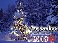December 2018 monthly horoscope