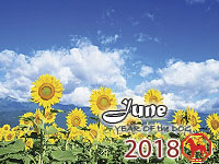 June 2018 monthly horoscope