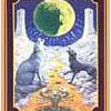 The Moon, Tarot Card
