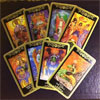 Tarot cards Meaning and Interpretations