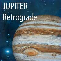 Jupiter Goes Retrograde 2017, 2018, 2019