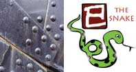 Chi Szu or Metal Snake Chinese year