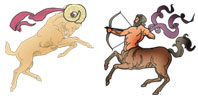 Aries and Sagittarius Zodiac signs compatibility