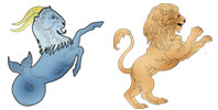 Capricorn and Leo Zodiac signs compatibility