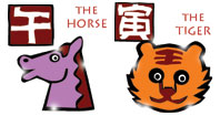 Horse and Tiger compatibility horoscope