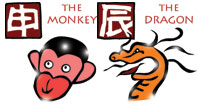 Monkey and Dragon compatibility horoscope
