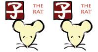 Rat and Rat compatibility horoscope