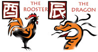 Rooster and Dragon compatibility horoscope