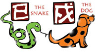 Snake and Dog compatibility horoscope
