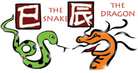 Snake and Dragon compatibility horoscope