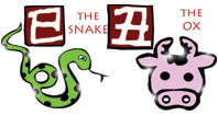 Snake and Ox compatibility horoscope