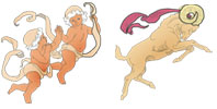 Gemini and Aries Zodiac signs compatibility