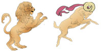 Leo and Aries Zodiac signs compatibility