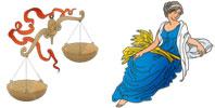 Libra and Virgo Zodiac signs compatibility