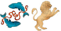 Pisces and Leo Zodiac signs compatibility