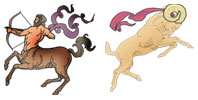 Sagittarius and Aries Zodiac signs compatibility